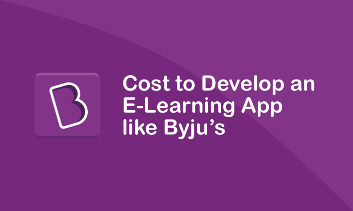 How Much Does it Cost to Create an eLearning App like Byju's