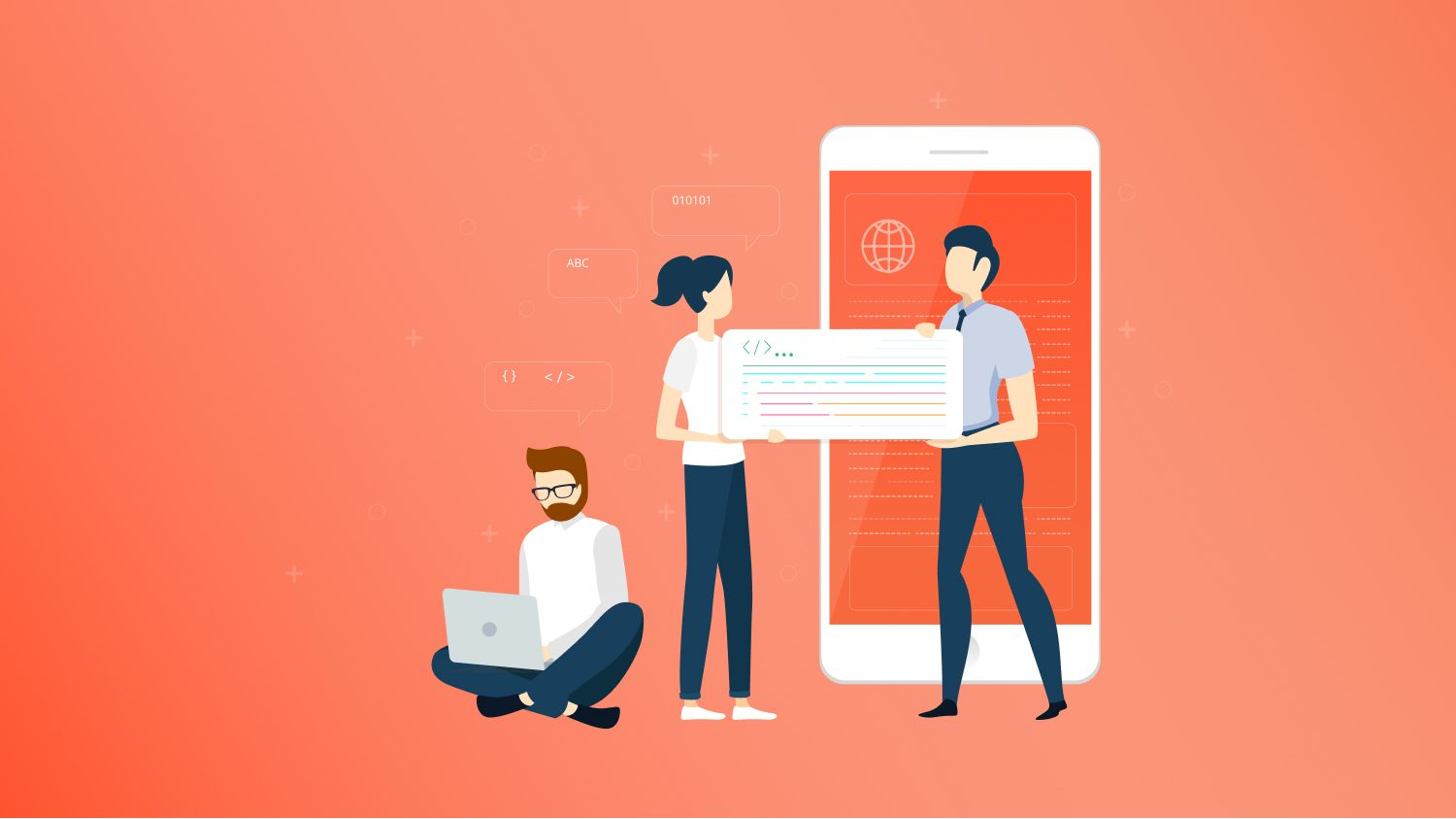 Mobile App Development Process: A Step-by-Step Guide [2021]