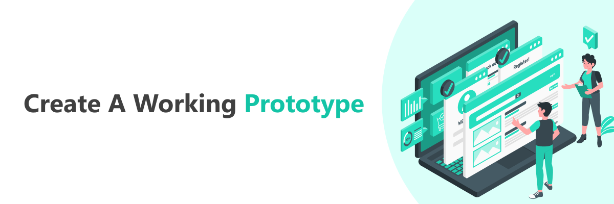 create a prototype for your invention idea
