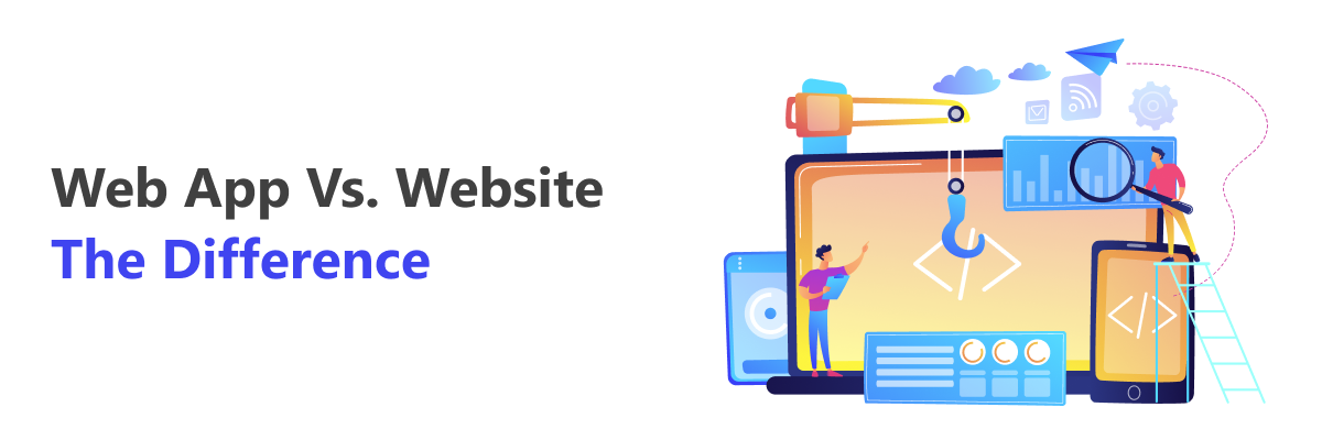 Difference Between Websites and Web Applications