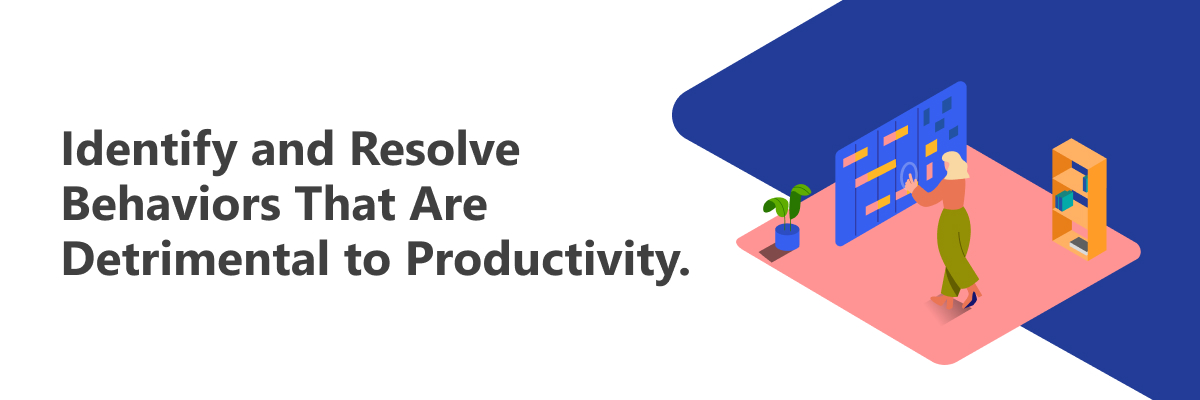 Identify and Resolve Poor Productivity