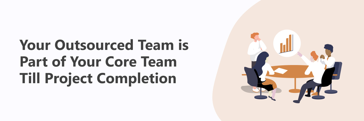 Equal Importance to Outsourced Team