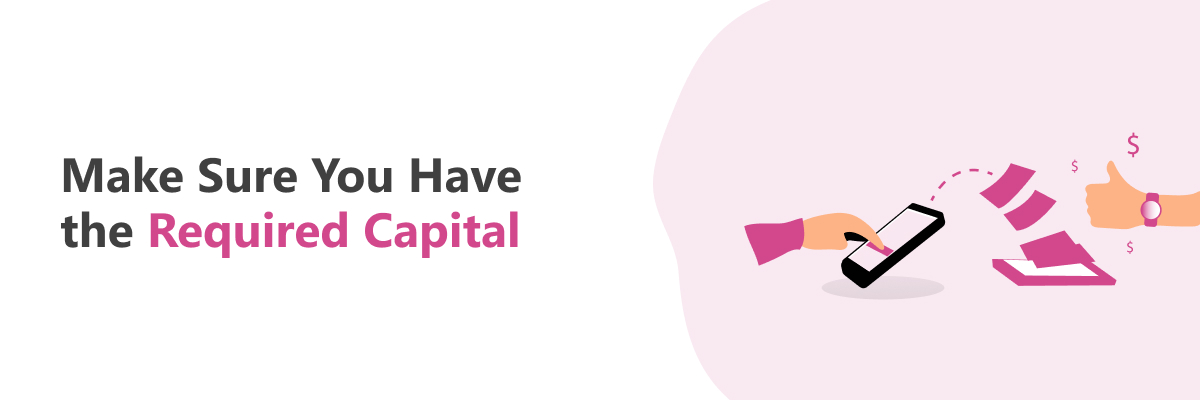 Get Required Capital