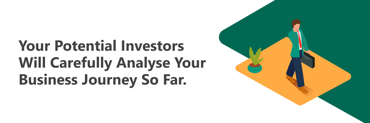 Investors Analyse your Business Journey