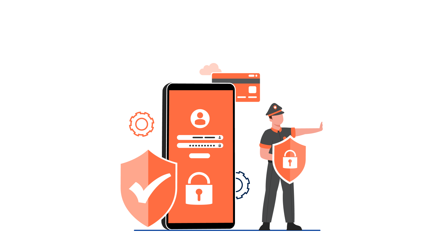 A Complete Checklist To Build a Secure Mobile App in 2021